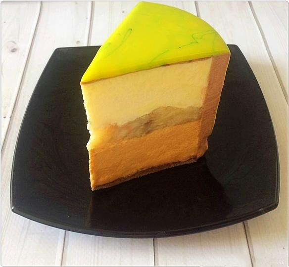 Банановый торт мусс рецепт с фото