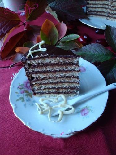 Торт принц регент рецепт с фото